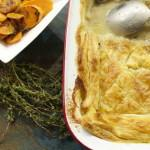 Chicken and Mushroom Pie With Gluten Free Pastry
