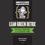 LEAN GREEN DETOX - DETOXING AS A WAY OF LIFE