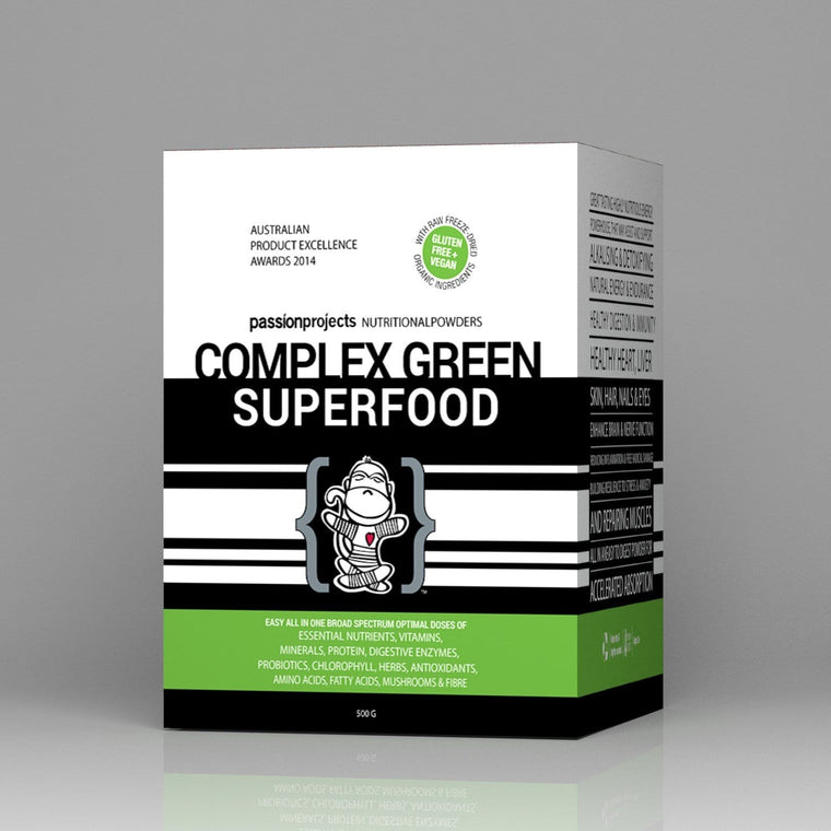 complex green - passionprojects.com.au