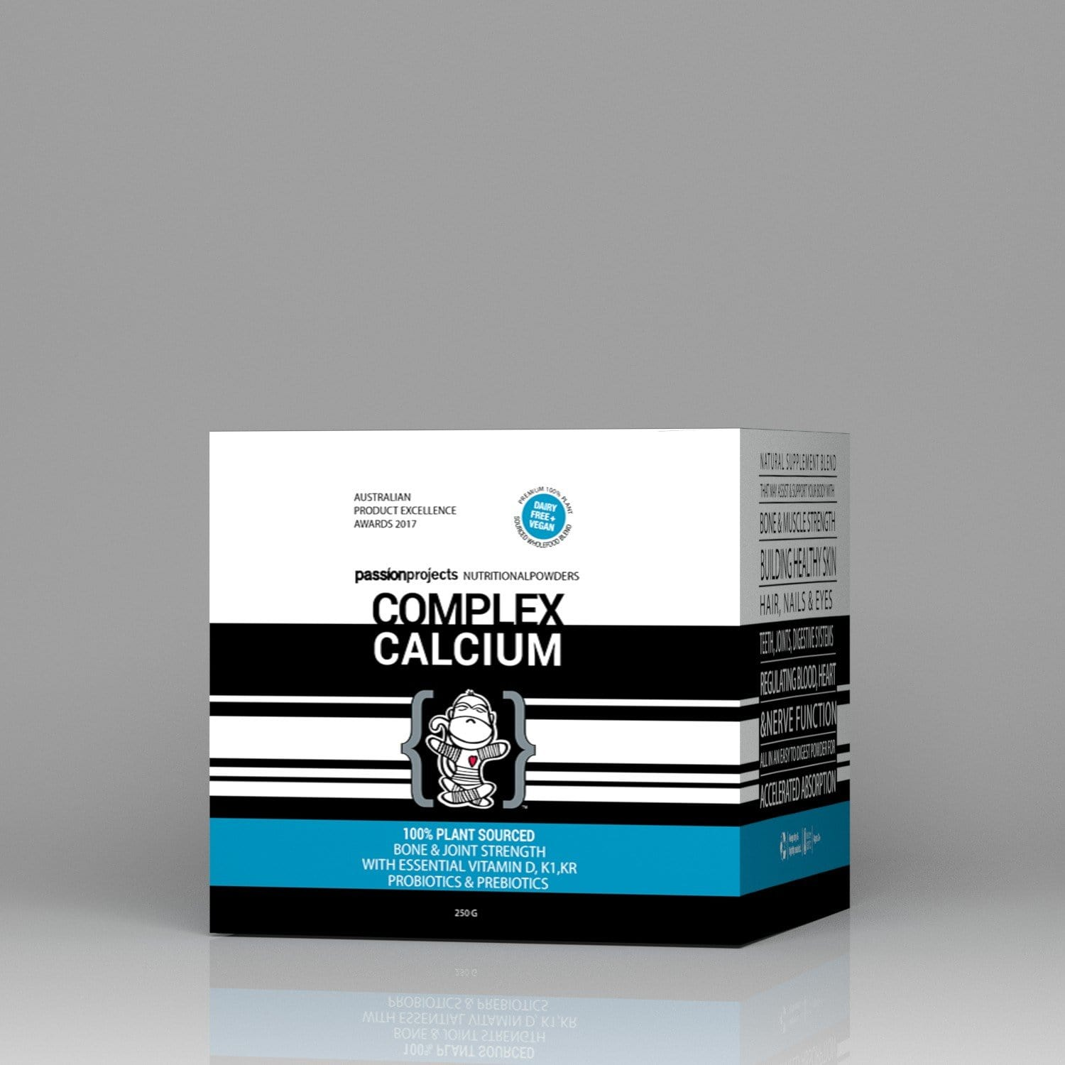 Multi Mineral Calcium Powder