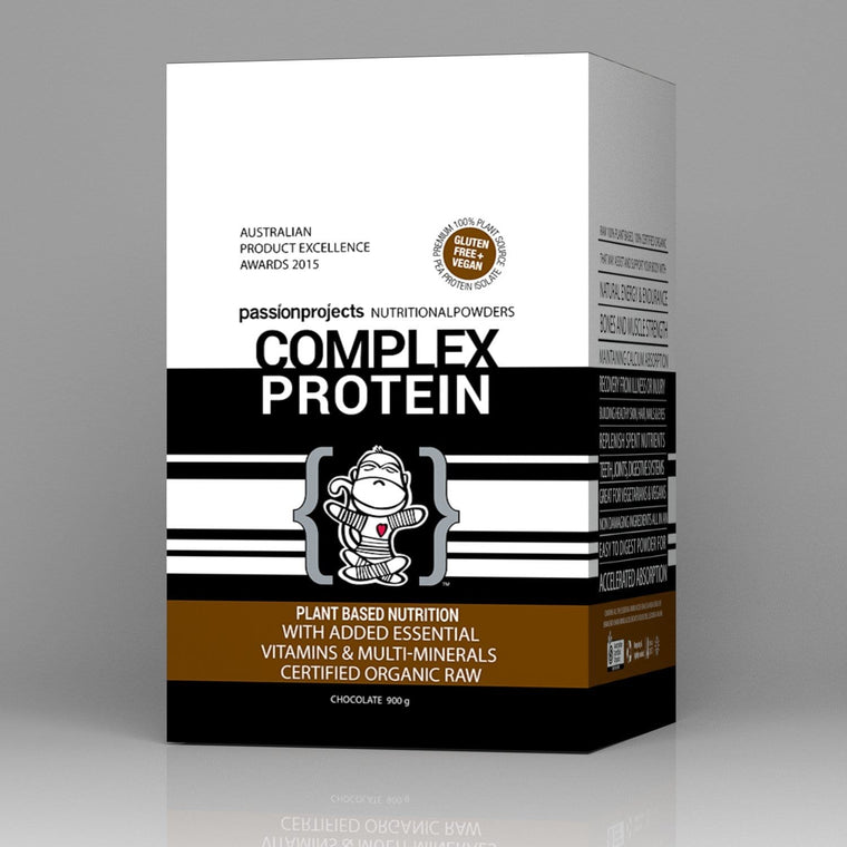 Pea Protein+ - passionprojects.com.au