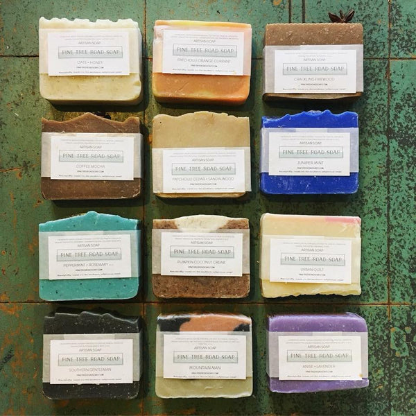 BEST VALUE! 12 FULL SIZE BAR SOAPS