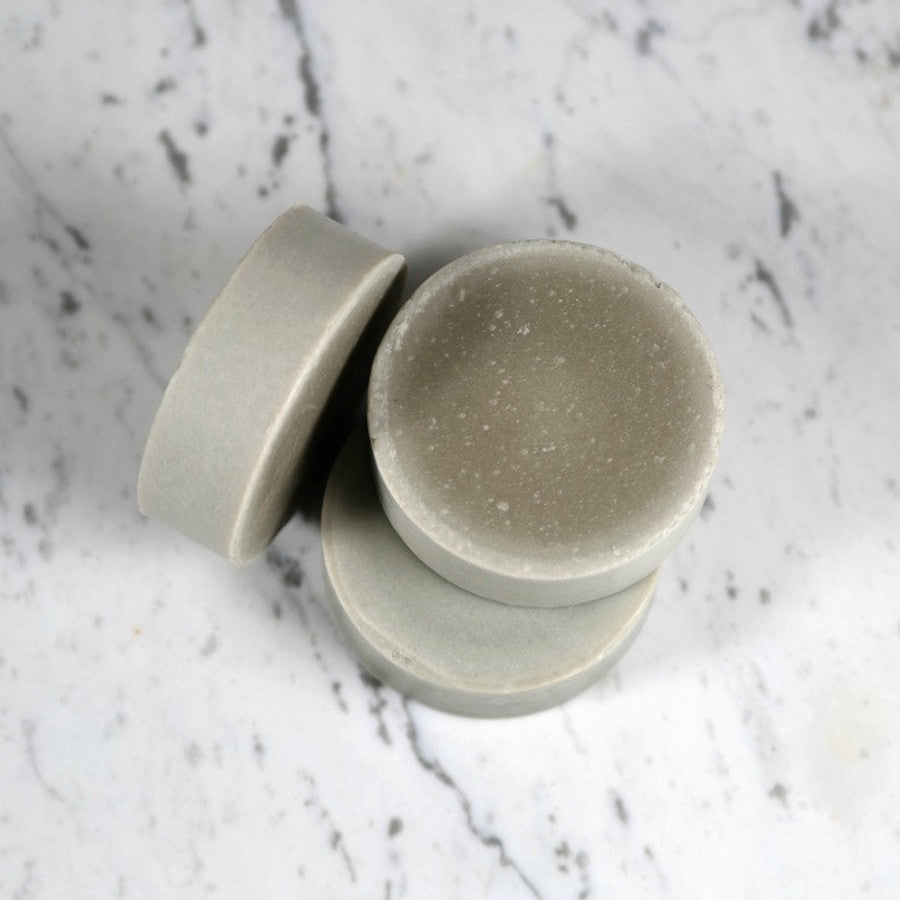 SEA CLAY EXFOLIATING ROUND FACIAL SOAP