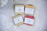 30 WEDDING/BRIDAL SHOWER FAVORS - BRIDAL SHOWER FAVORS SOAP