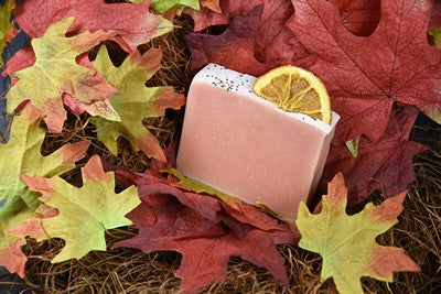 ORANGE GUAVA FIG BAR SOAP