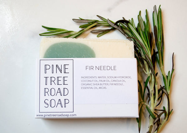 FIR NEEDLE BAR SOAP