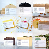 ASSORTED SOAP PACK-12 FULL SIZE BARS