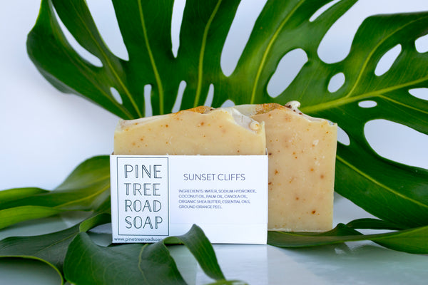 SUNSET CLIFFS BAR SOAP