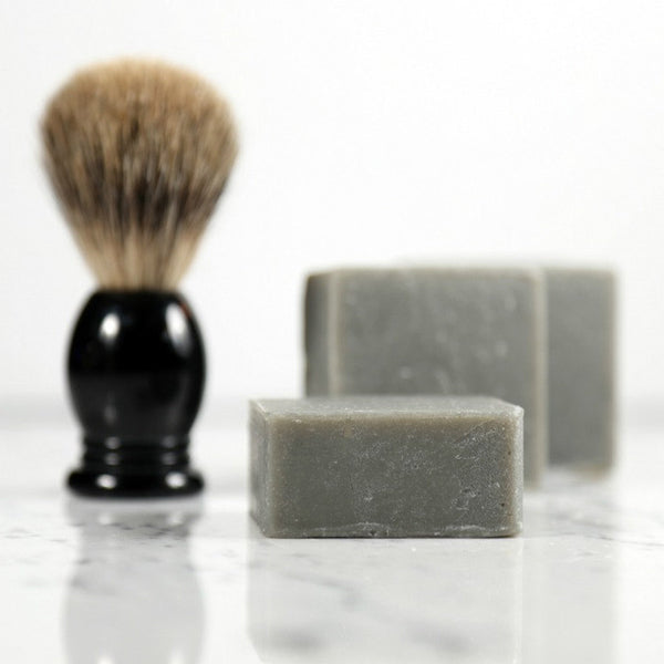 BLACK TEA + TOBACCO SHAVING BAR