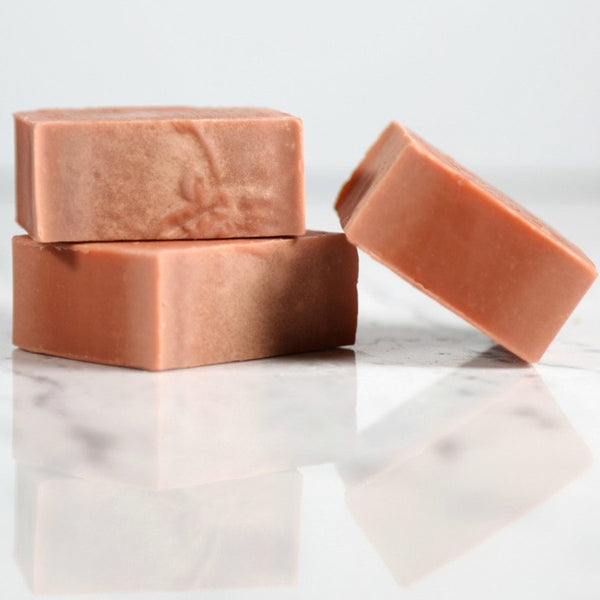 MOROCCAN RED CLAY FACIAL BAR