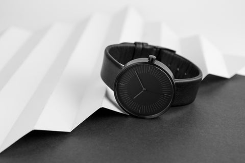 Simpl watch Gravity Black 2