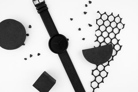 Simpl watch Gravity Black 3