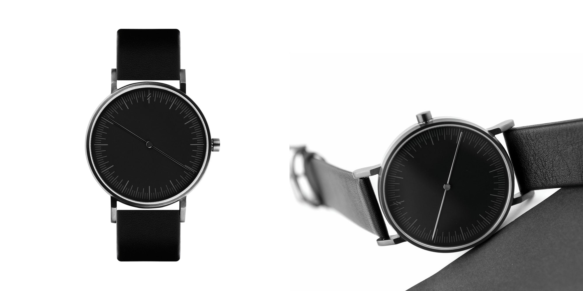 Simpl Watch Onyx Black | Black on Black