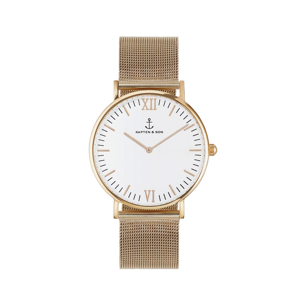 Mesh Campina by Kapten And Son Watches