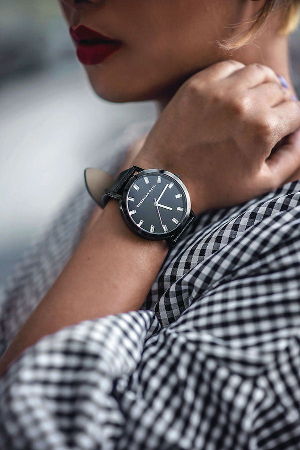 The Strand Luxe 43mm by Christian Paul Watches 101.Watch Store