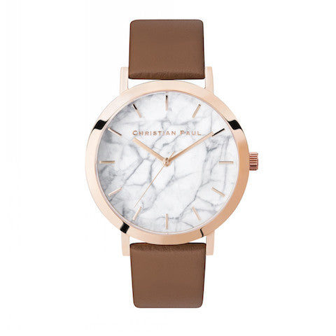 Christian Paul Watch Avalon Marble 43mm