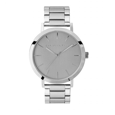 Sydney Silver by Christian Paul Watches