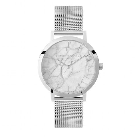 Christian Paul Watch Hayman Marble Mesh 35mm