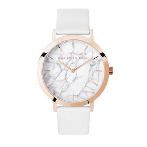 Whitehaven Marble 43mm by Christian Paul Watches