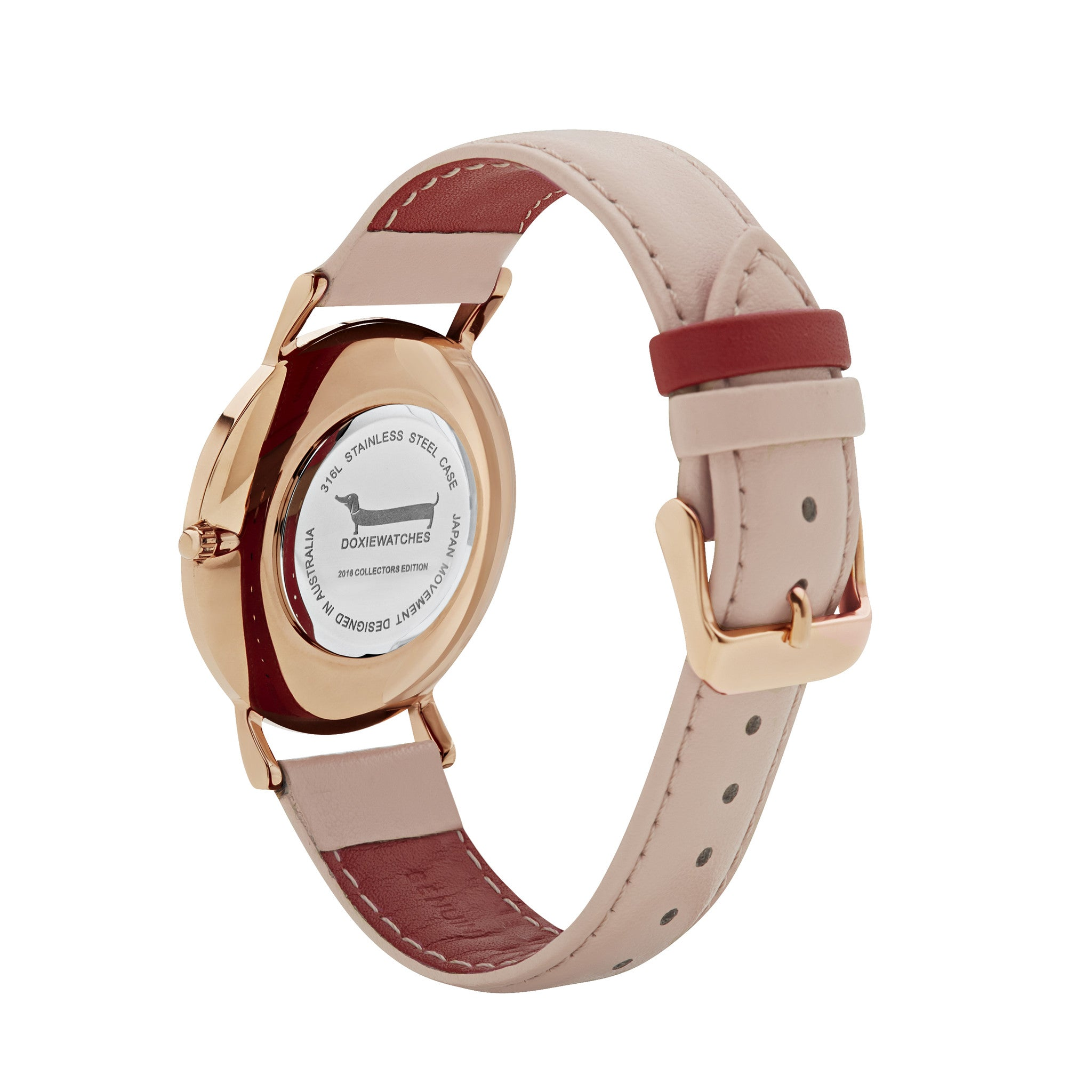 quartz leather us watches watch kate peach spade fashion metro women areatrend womens s