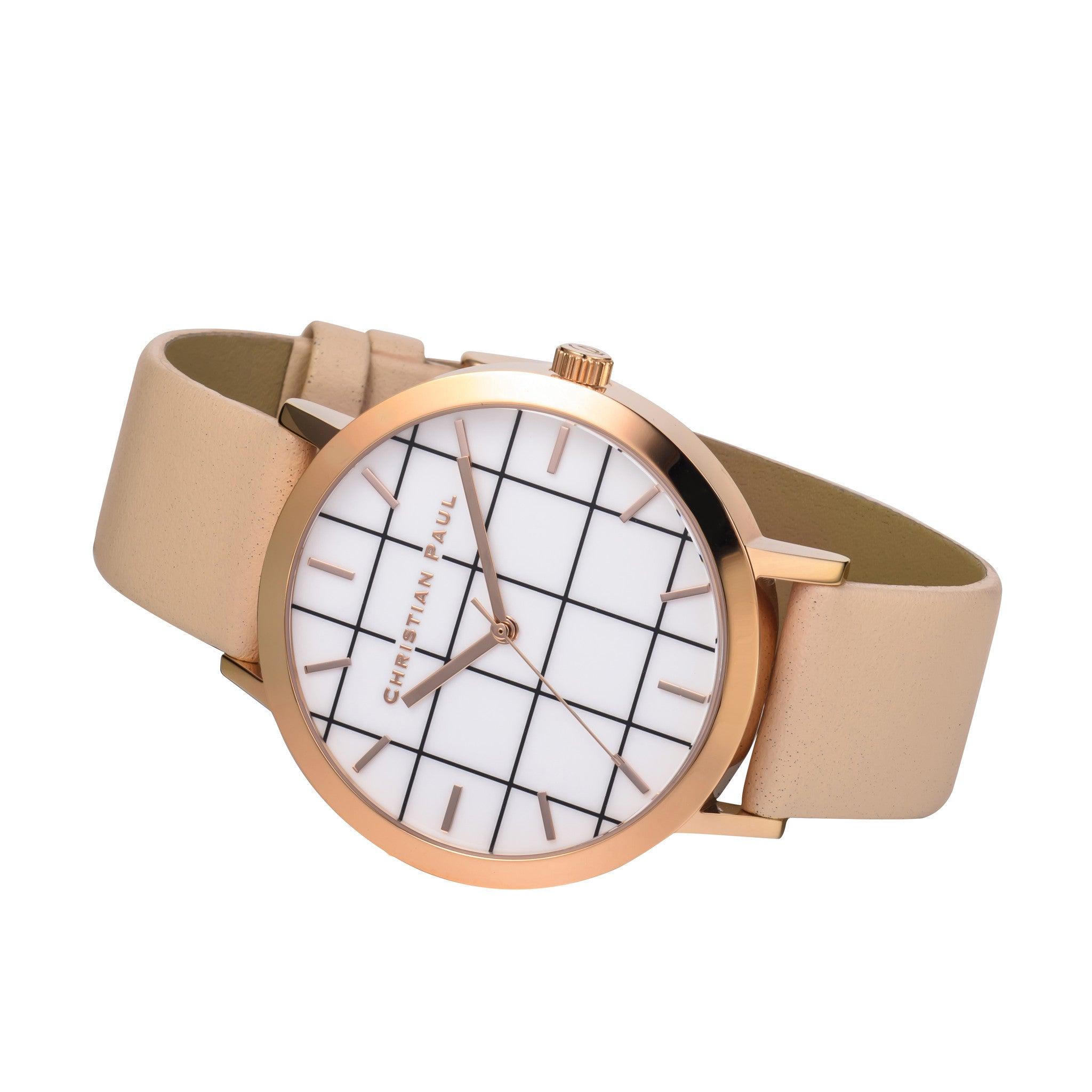 Christian Paul Watch Bondi Grid 43mm