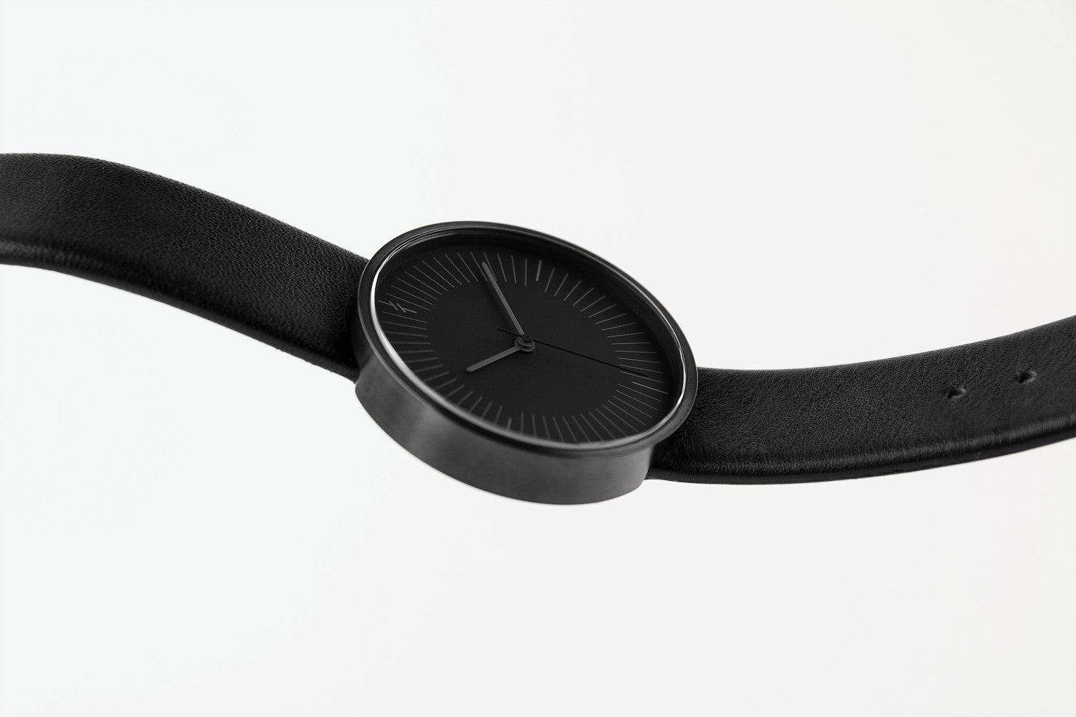 Simpl Watch Gravity Black  / Black on Black 101.Watch
