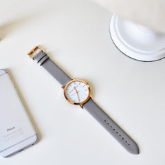Christian Paul Watch Raw Rose Gold/Grey