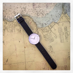 Simpl Watch Classic Black 101.Watch