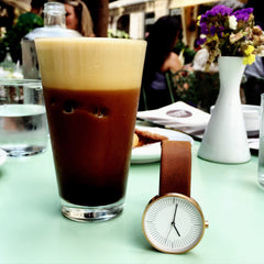 Simpl Watch Regal Dark Brown 101.Watch