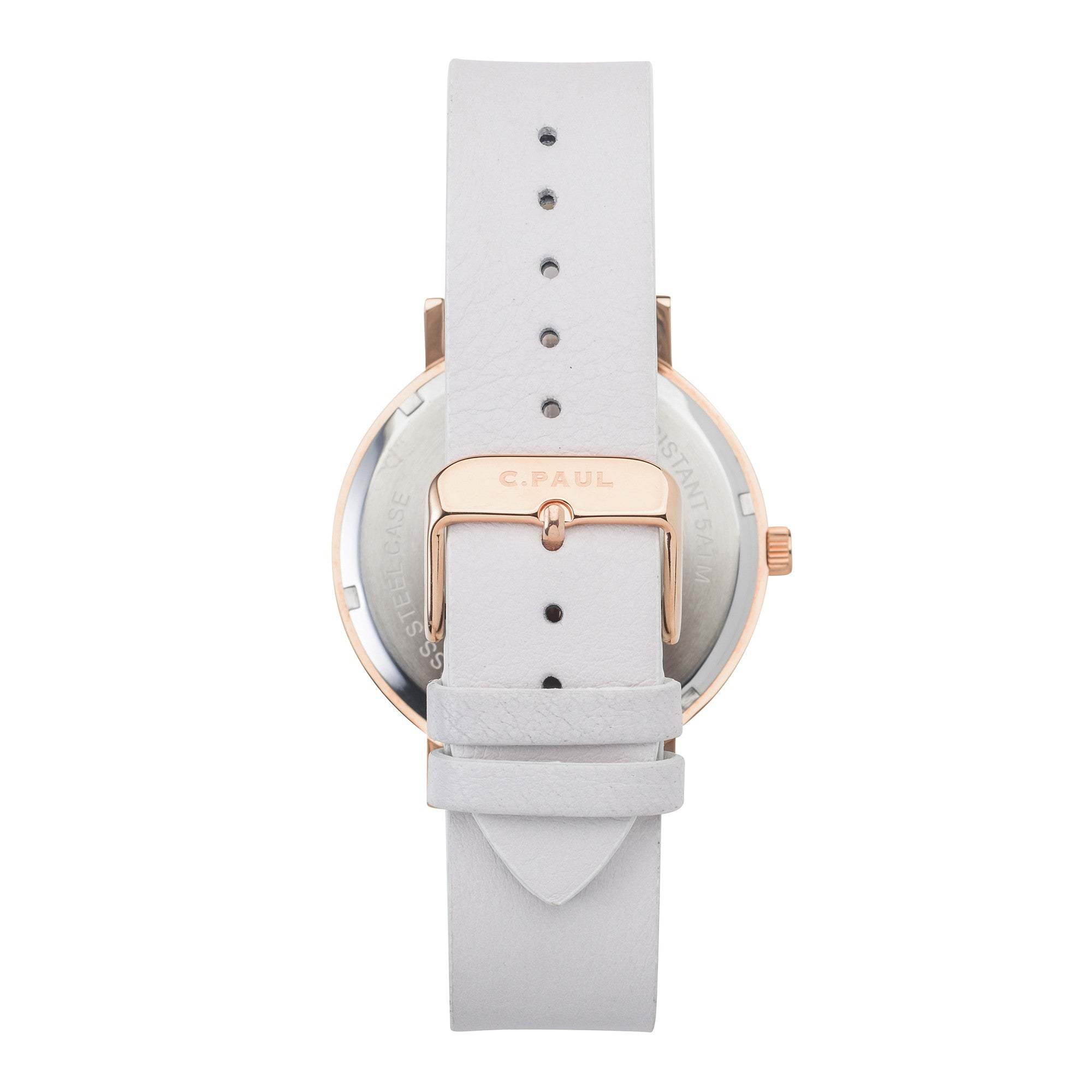Christian Paul Watch Whitehaven Marble 43mm