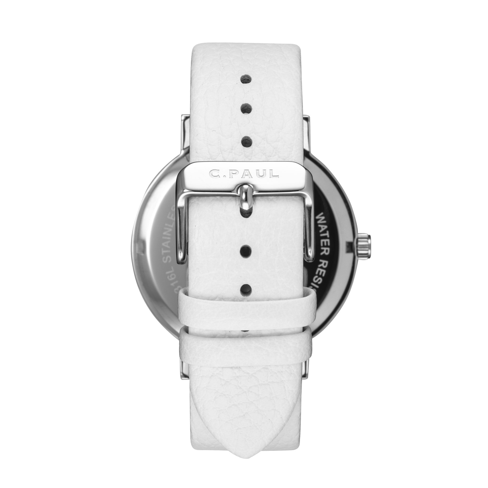 Hayman Marble 43mm by Christian Paul Watches