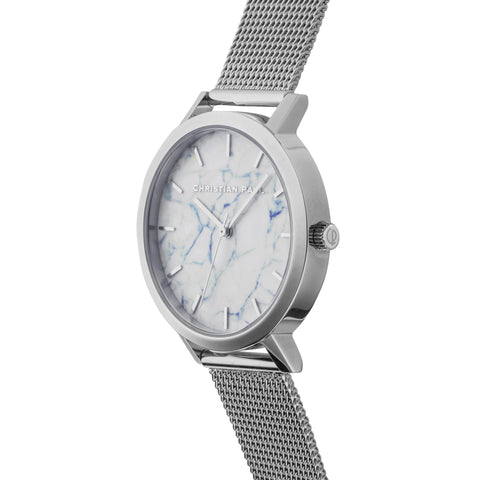 Hayman Marble Mesh 35mm by Christian Paul Watches
