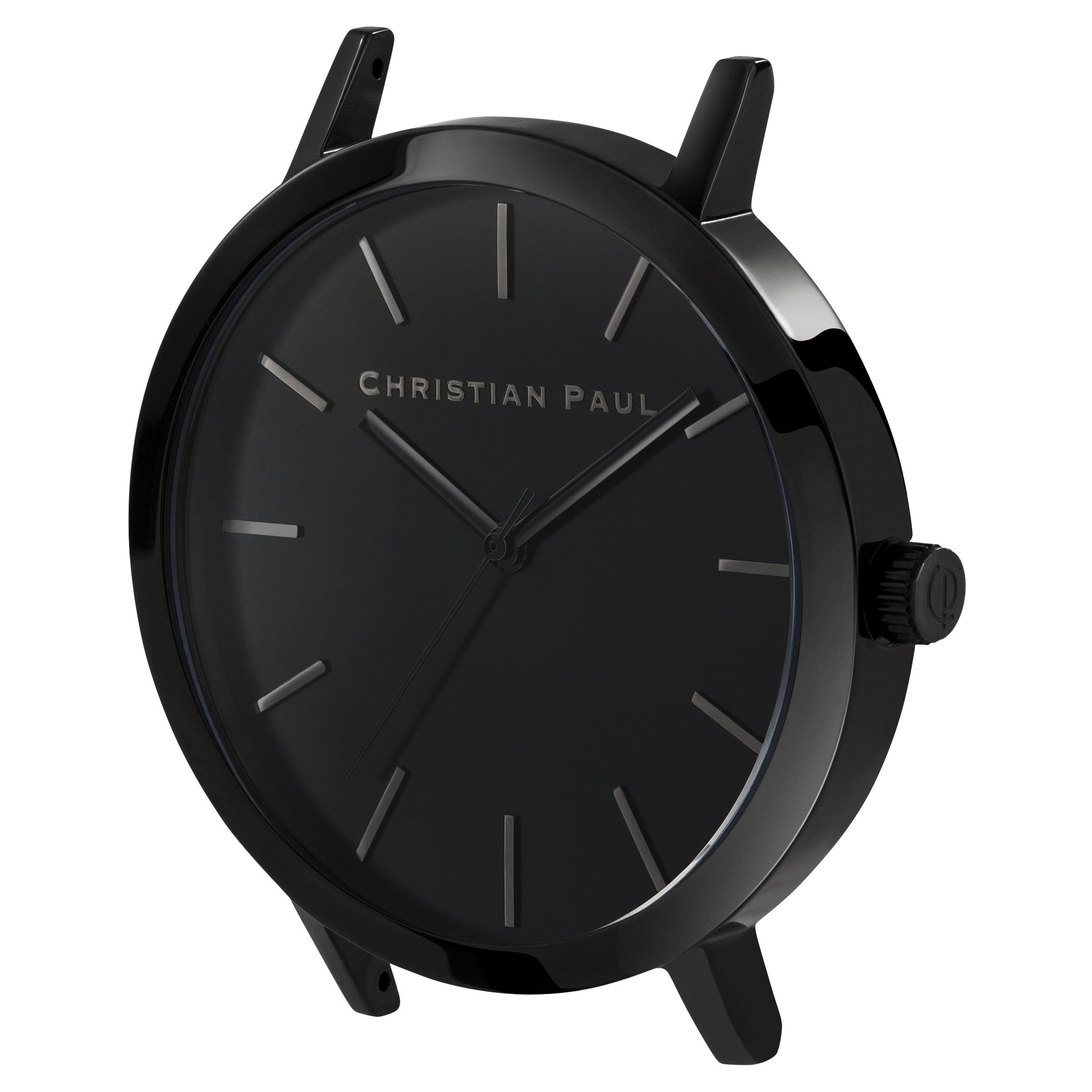 Christian Paul Watch Melbourne Black 43mm