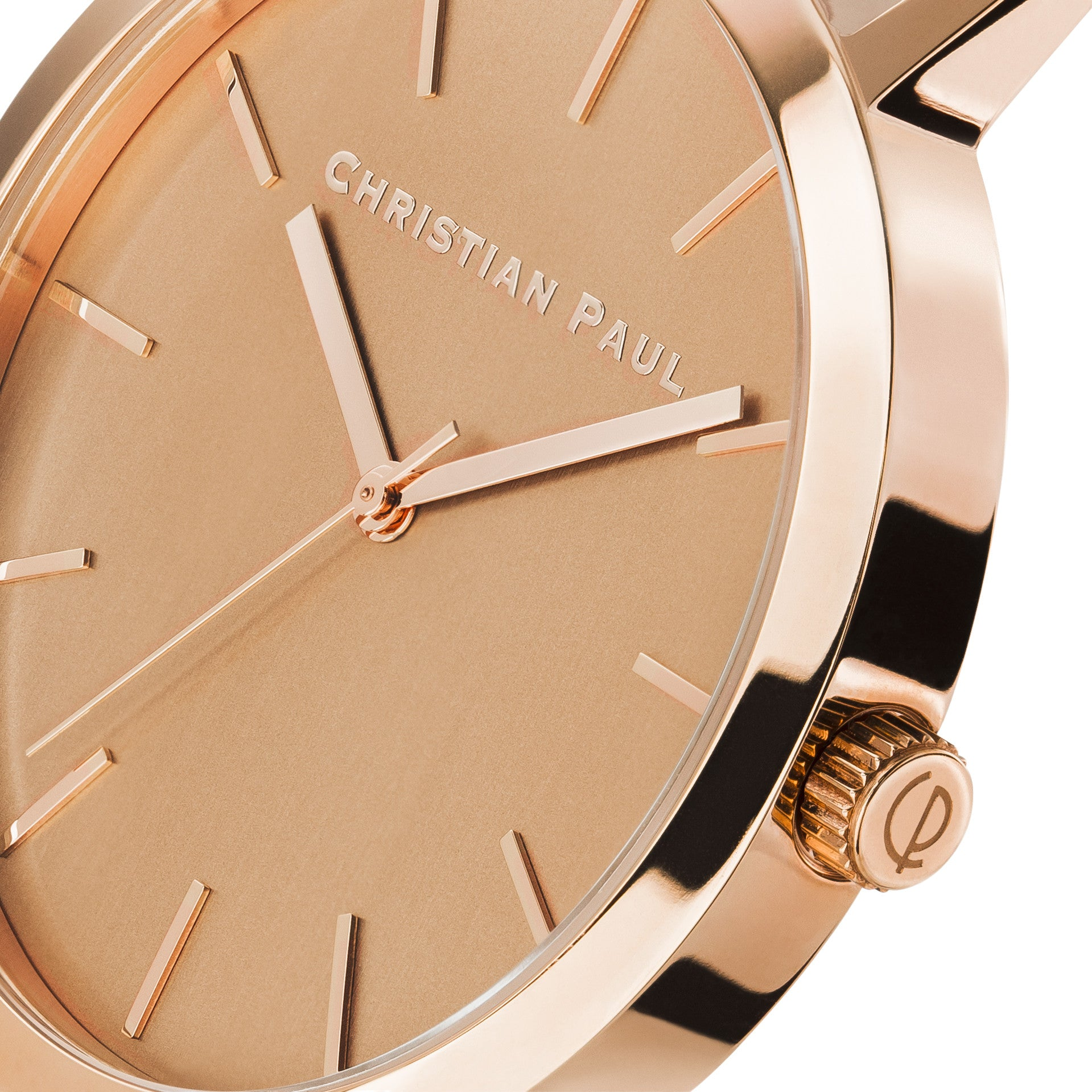 Christian Paul Watch Perth Rose Gold 43mm 101.Watch Store USA