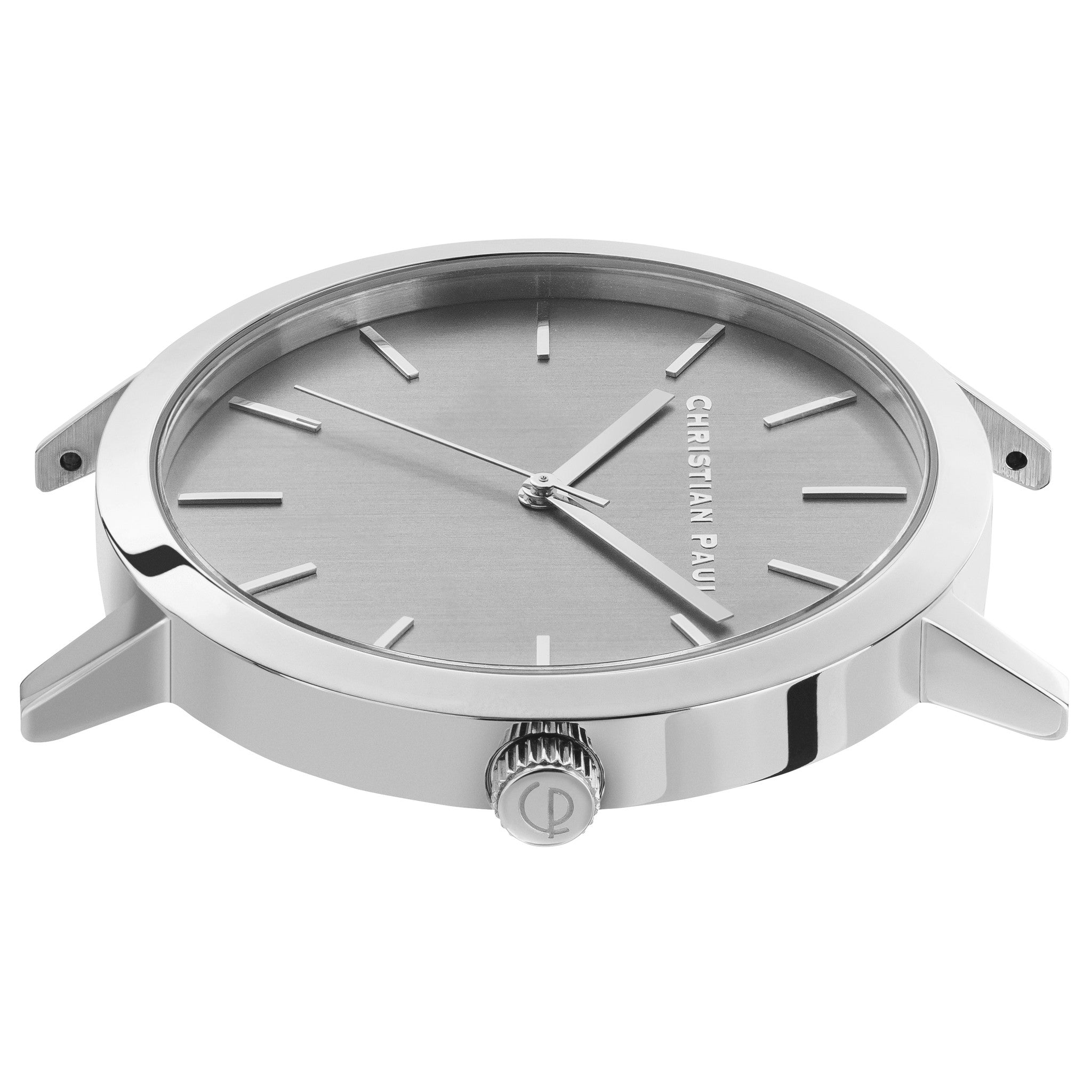 Christian Paul Watch Sydney Silver/Brushed Silver 101 watch