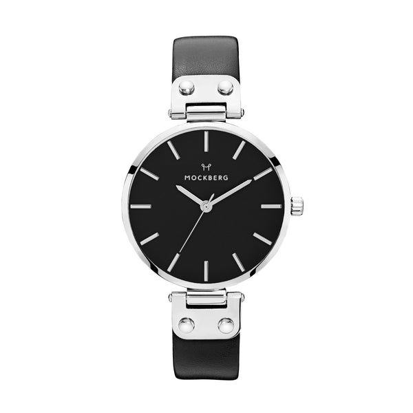 Astrid Black by Mockberg Watches