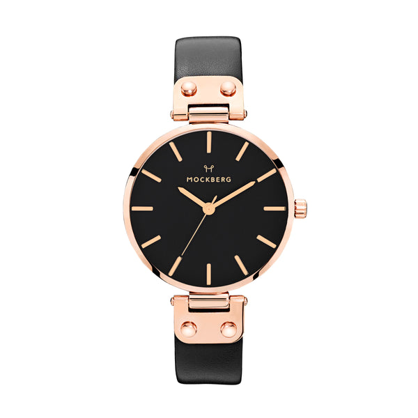 Sigrid Black by Mockberg Watches