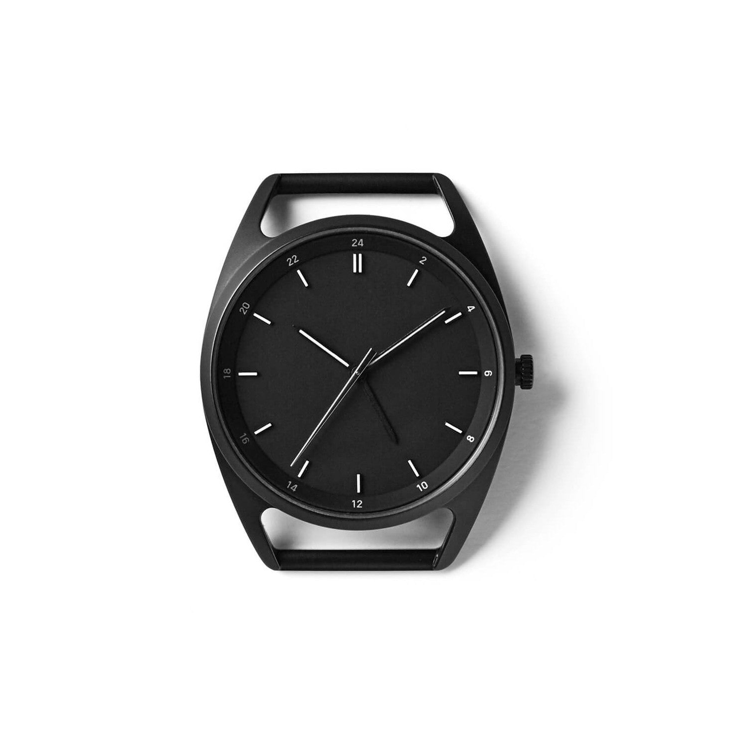 Seconds GMT – Black 40 by Nocs Atelier
