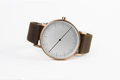 Simpl Watch Ochre Brown