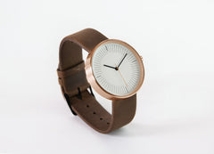 Simpl Watch Regal Dark Brown