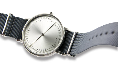 Silver Ash by Simpl Watch