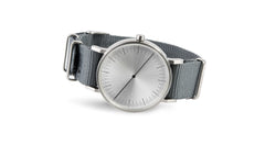 Silver Ash by Simpl Watch | 101.Watch