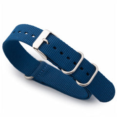 Svalbard NATO Strap Blue | 101.Watch Store