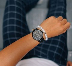 The Strand Grid 43mm by Christian Paul Watches