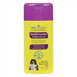 FURminator Hairball Prevention Cat Shampoo - BD Luxe Dogs & Supplies