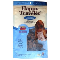 Ark Naturals Happy Traveler Chewable - BD Luxe Dogs & Supplies