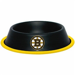 Boston Bruins Dog Bowl - BD Luxe Dogs & Supplies