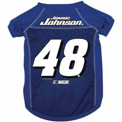 Jimmie Johnson Dog Jersey - BD Luxe Dogs & Supplies
