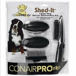 "ConairPRO Dog Shed It Large 3"" Kit - BD Luxe Dogs & Supplies"