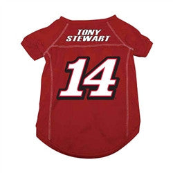 Tony Stewart Dog Jersey - BD Luxe Dogs & Supplies